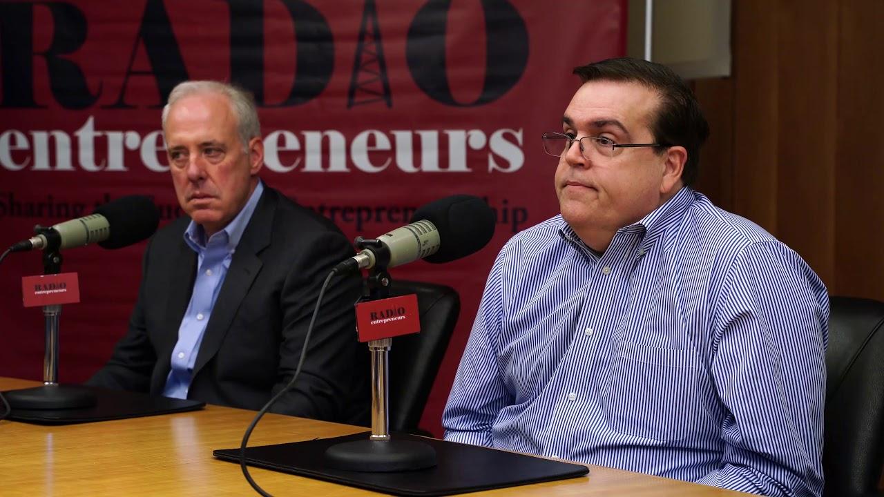 George Moker and Tom Sullivan – Suffolk University Center for Entrepreneurship / Lando & Anastasi, LLP