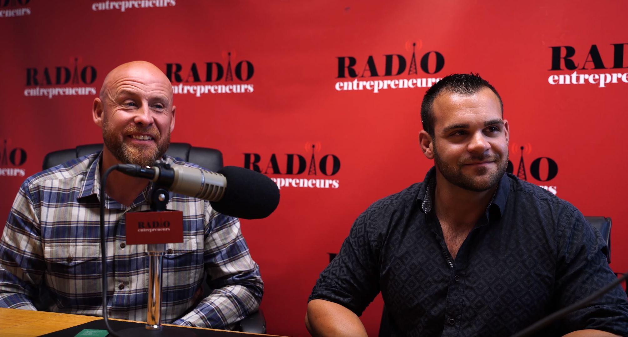Eamon O'Kane & Chris Tenaglia – Valiant-America