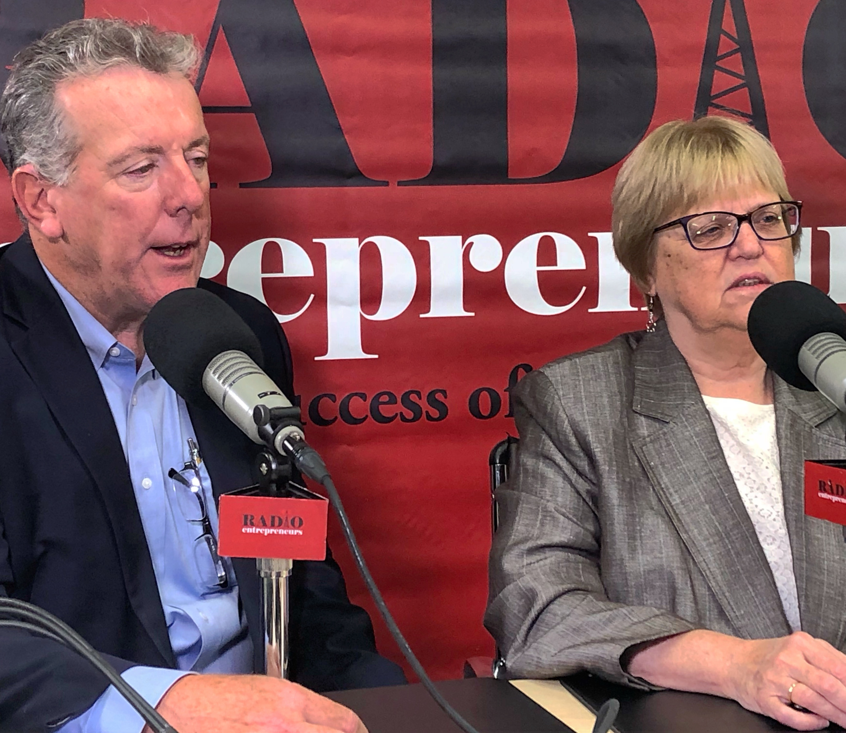 """""""Real Estate Project Permitting and Planning"""" with Barry Crimmins & Noreen O'Toole of Platinum Partners"""