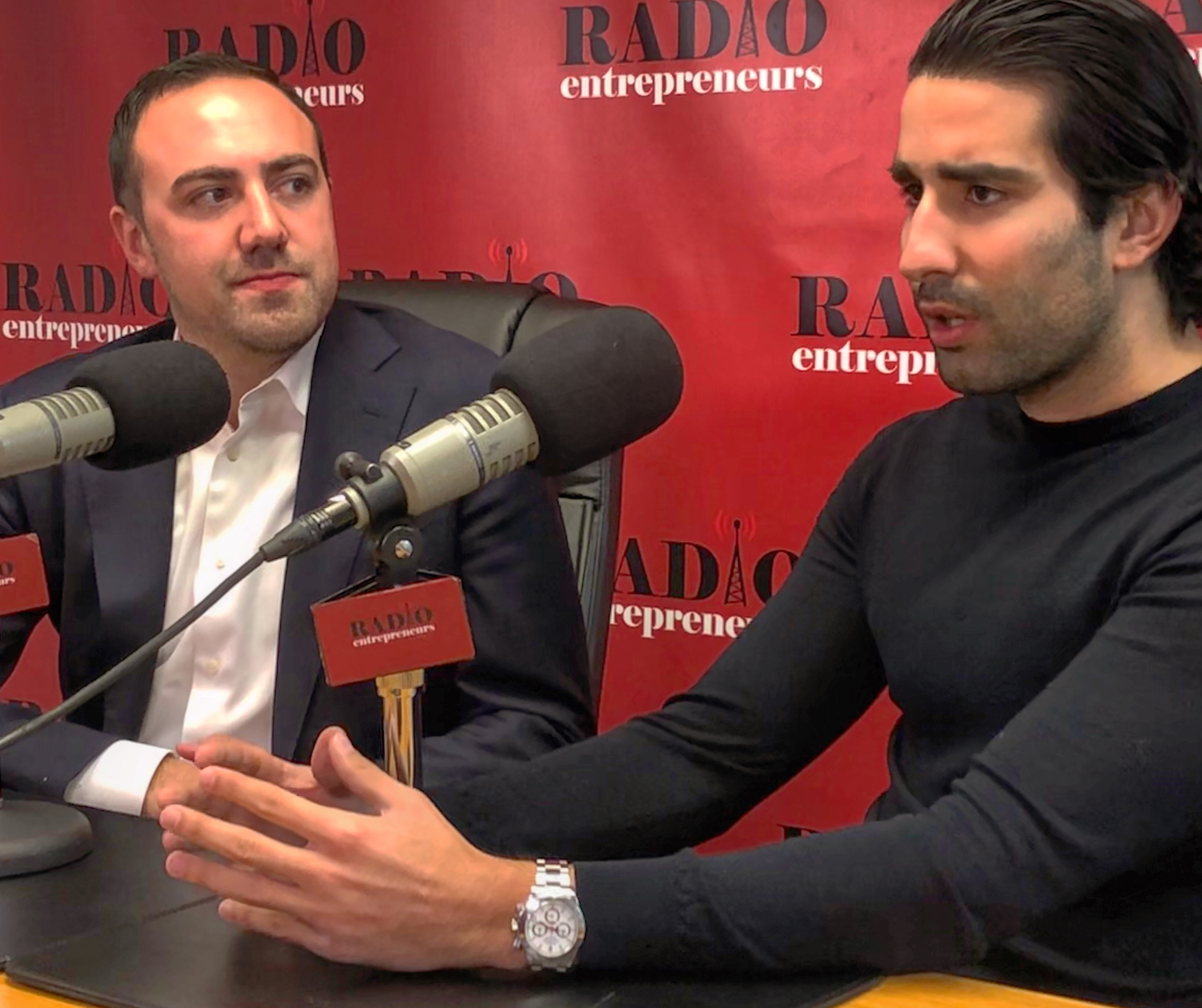 """Discussing Boston Real Estate Brokerage"" with Brett DeRocker & Antonio Khoury of DeRocker & Khoury"