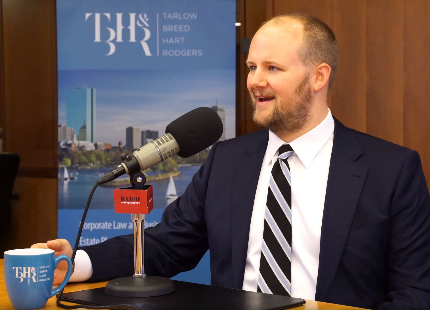 """""""Discussing International Arbitration"""" with Jared Hubbard of Fitch Law"""