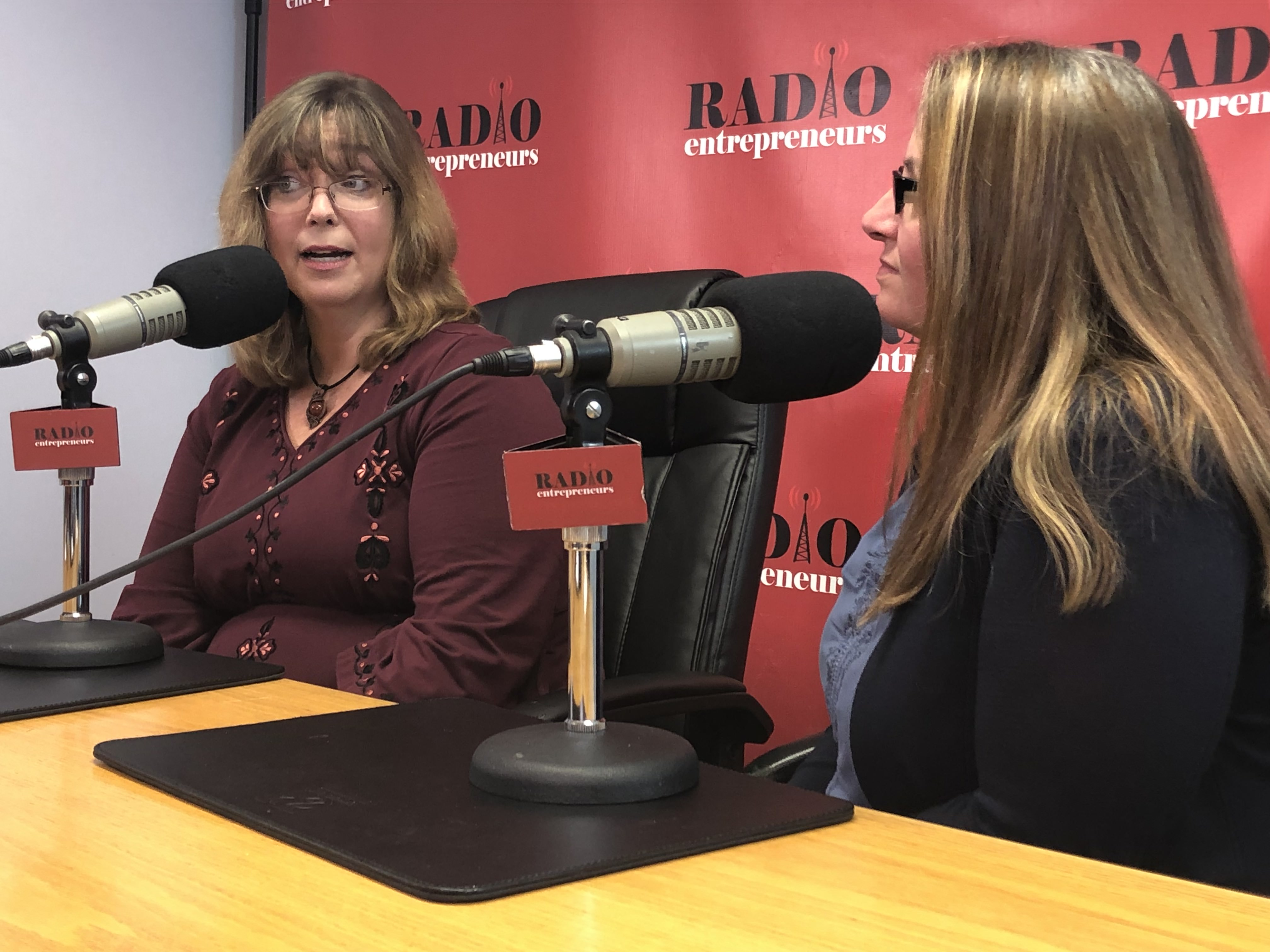 """""""Improving Life Patterns"""" with Leigh-Ann Larson & Heather O'Reilly of Elevate Counselling Services"""