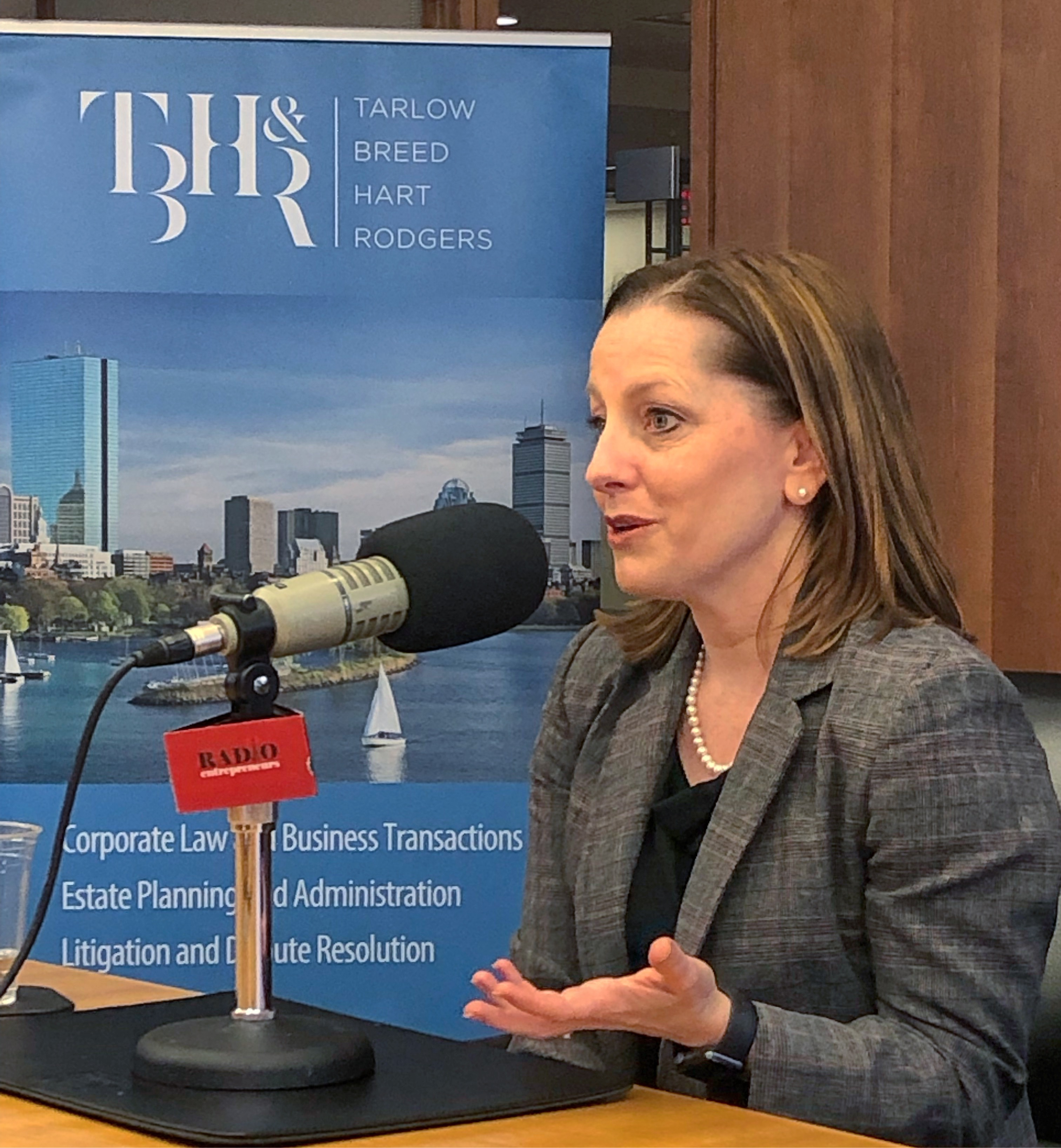 """""""Bringing Death & Taxes To Life"""" with Jennifer Taddeo of Conn Kavanaugh Rosenthal Peisch & Ford LLP"""
