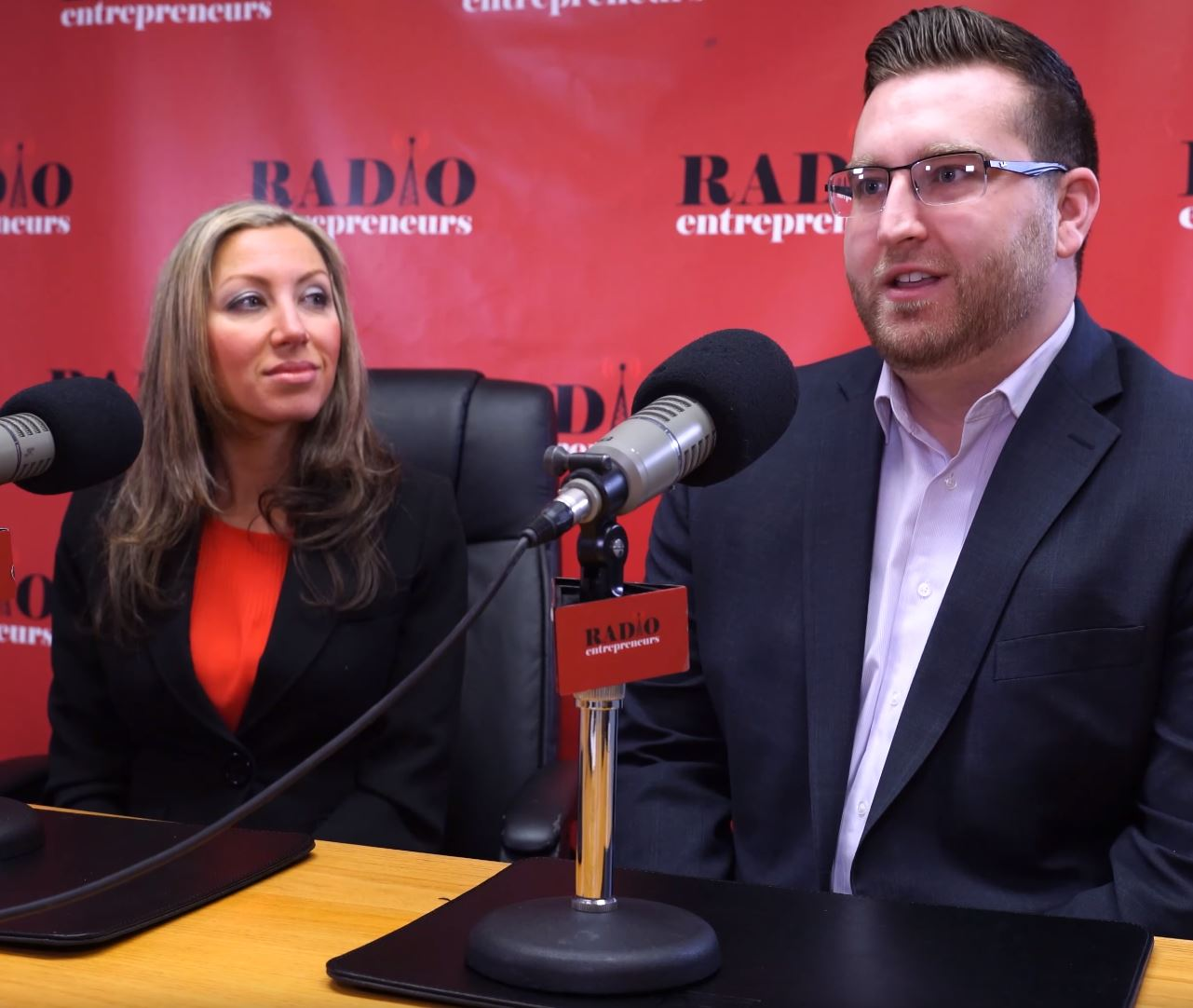 """""""HR Solutions For Small & Medium Sized Businesses"""" with Alina Ritter & Alexander Crea of Insperity"""