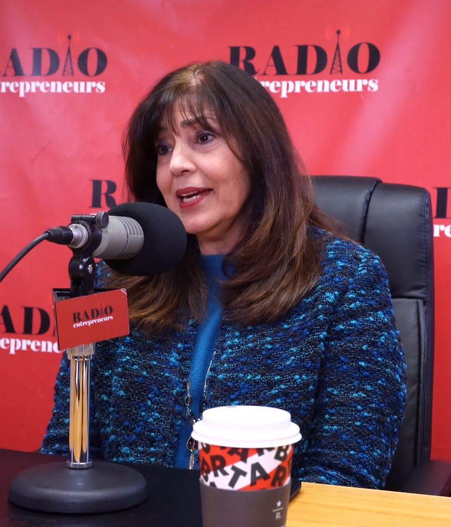 """""""Career Management, Outplacement, & Coaching"""" with Elaine Varelas of Keystone Partners"""