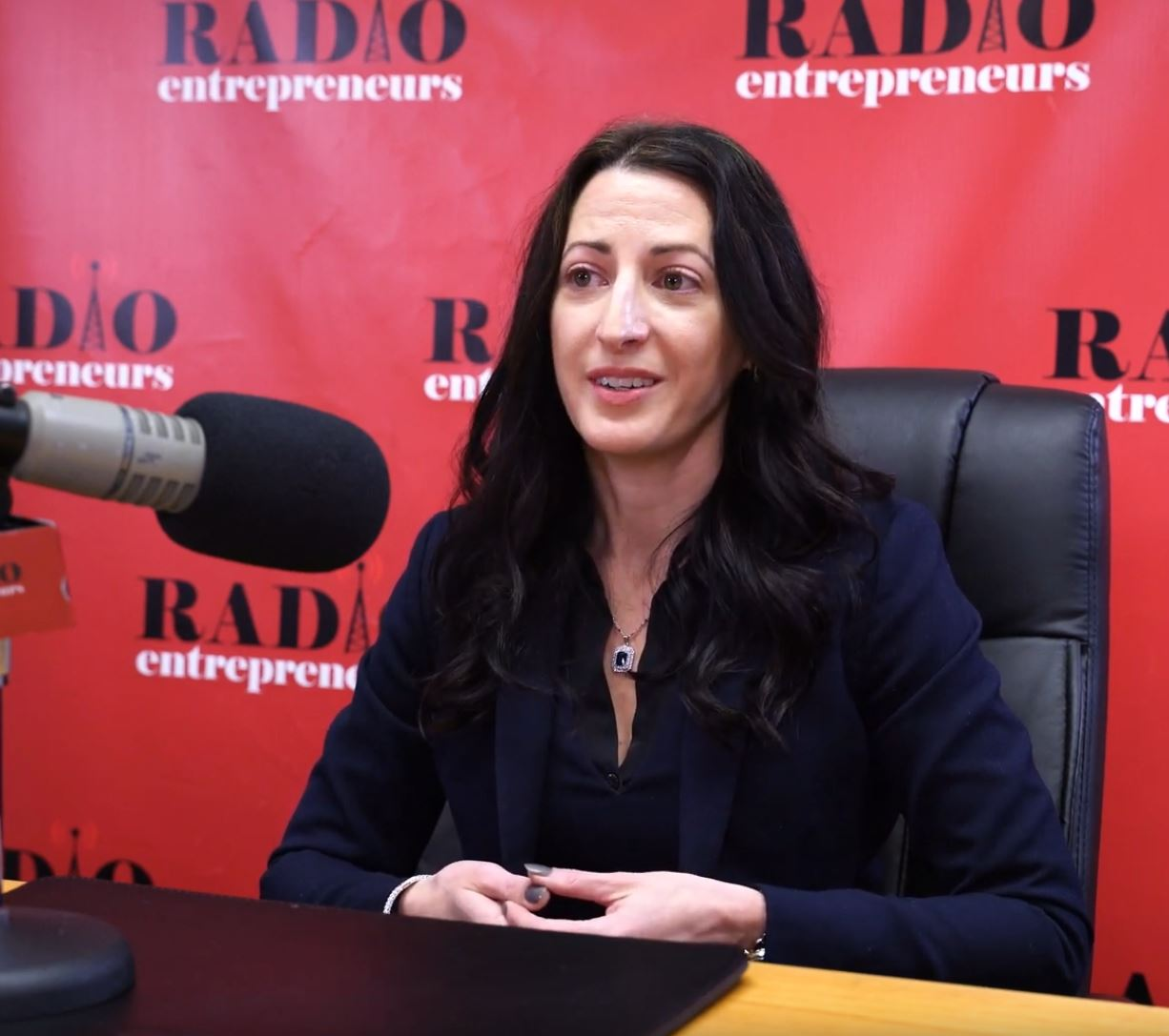 """""""How to Connect Through Communication"""" with Nadia Nassif of Springboards Consulting"""