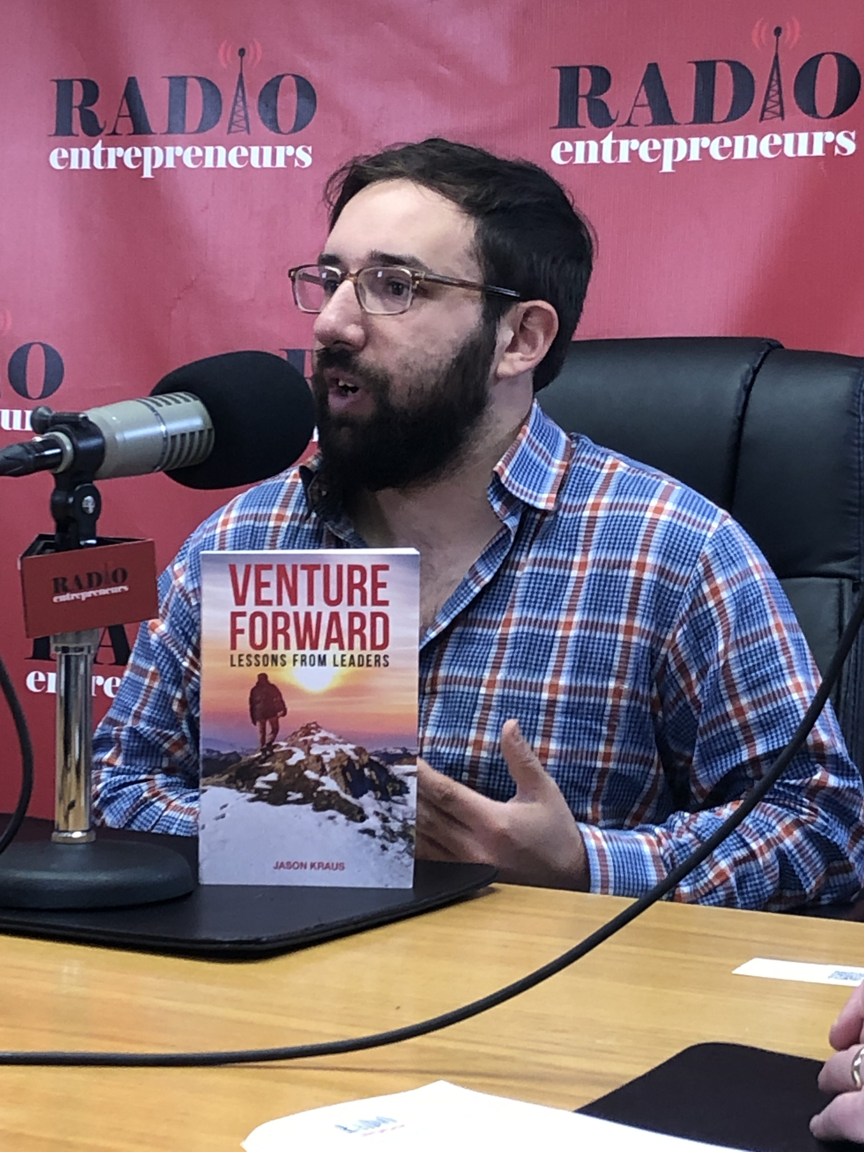 """""""Helping Entrepreneurs Through The Fundraising Process"""" with Jason Kraus of Prepare 4 VC"""