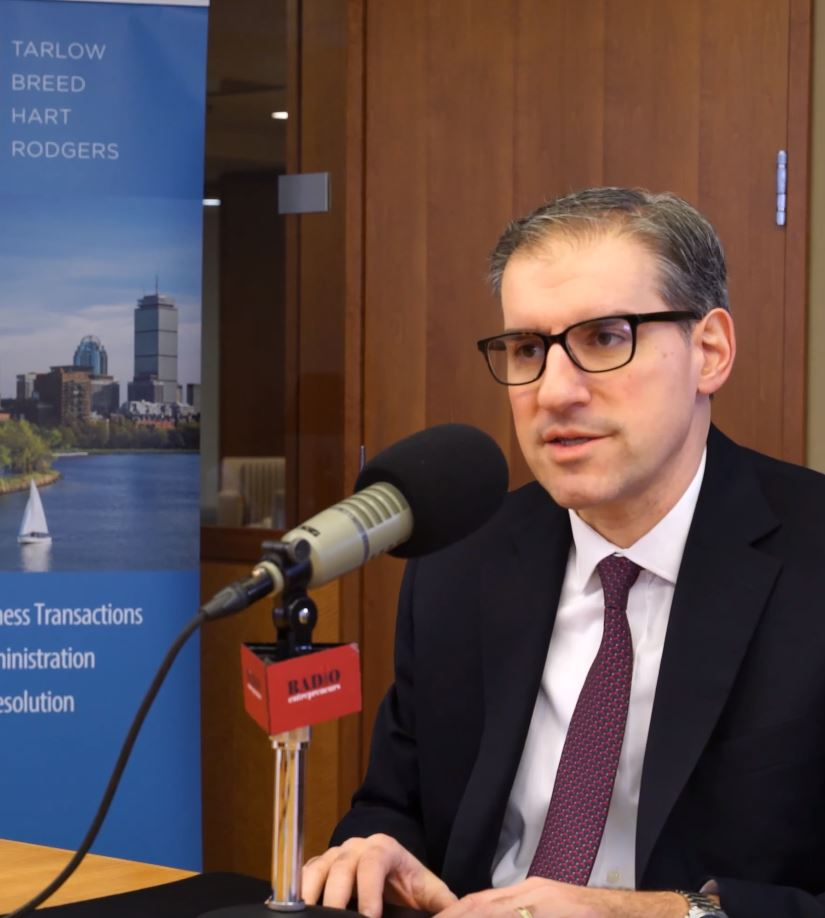 """""""For The Record: Discussing Bankruptcies and Layoffs"""" with Euripides Dalmanieras of Foley Hoag LLP"""