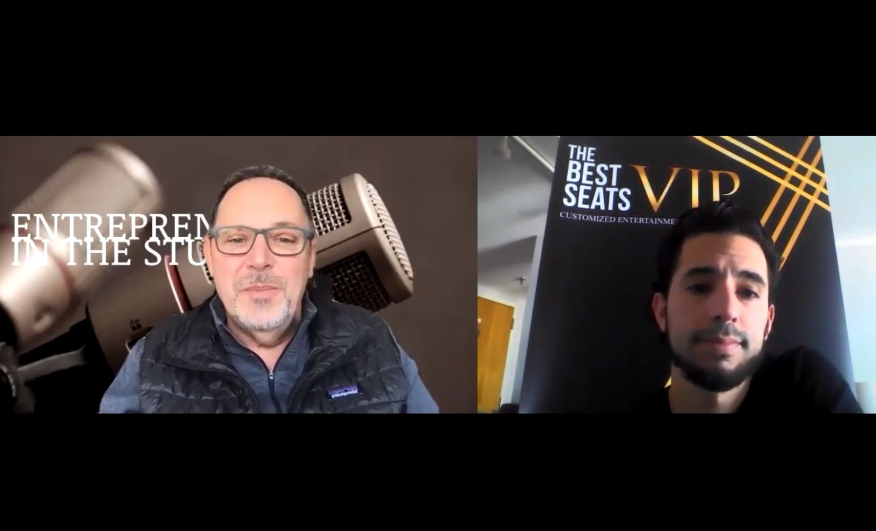 """""""How The Entertainment Industry Has Adapted During The Virus"""" w/ Brandon Gilson of TheBestSeats VIP"""