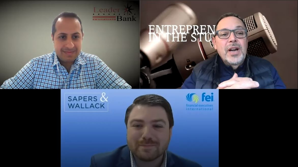 """""""How Leader Bank Has Helped Businesses Get The Loans They Need"""" with Jay Tuli of Leader Bank"""