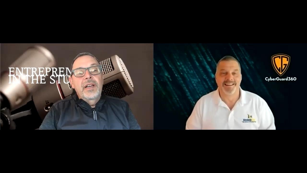 """Bolster Your Internal IT Team For Advanced Cybersecurity Defense"" w/ Al Alper of CyberGuard360"