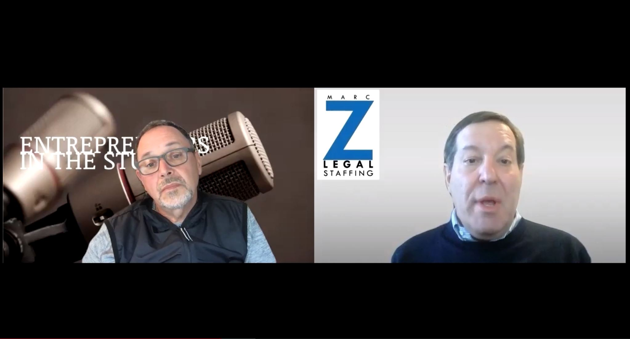 """""""Discussions On Unemployment, Hiring, And Reopening The Economy"""" w/ Marc Z of Marc Z Legal Staffing"""