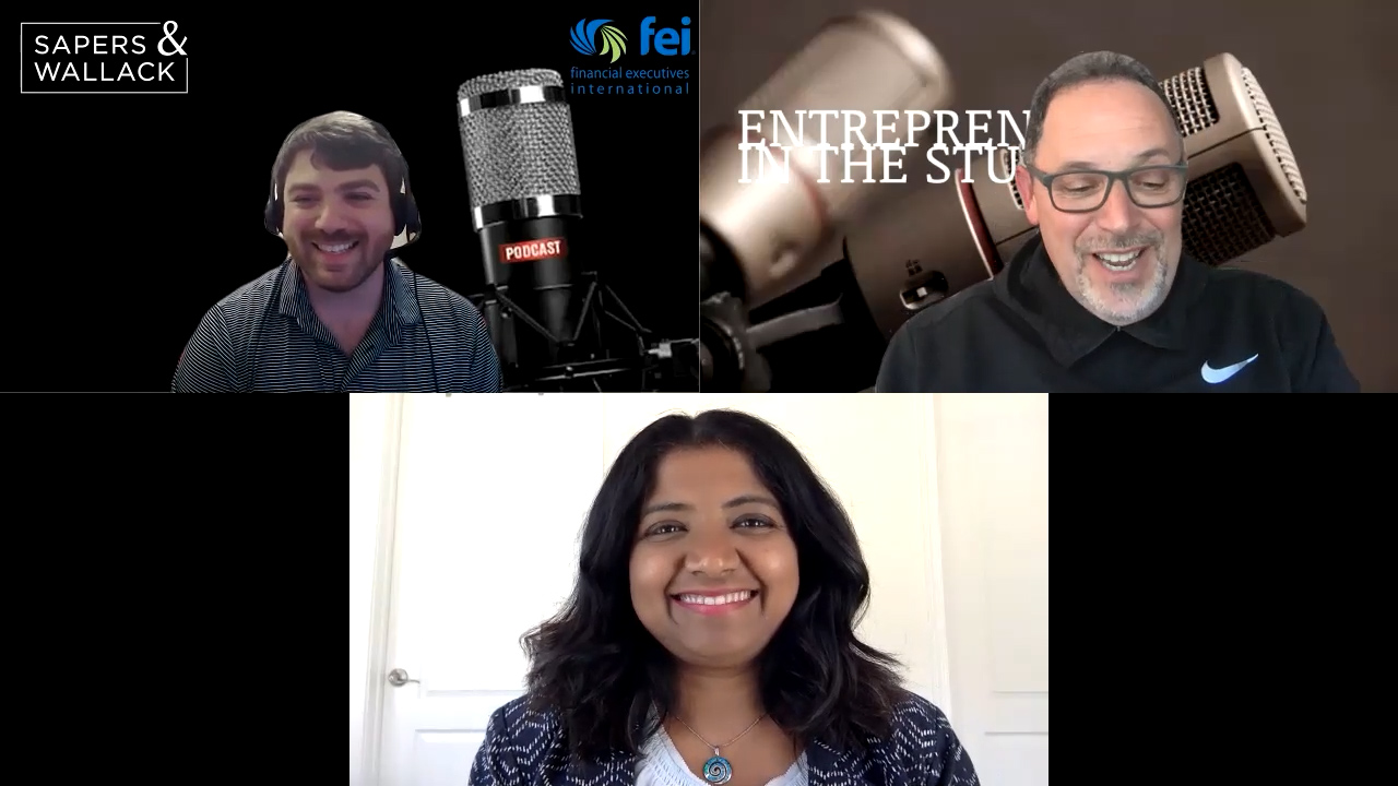 """""""FEI's Diversity Board & Diversity's Importance In Finance Roles"""" w/ Priya Chanduraj of FEI Boston"""