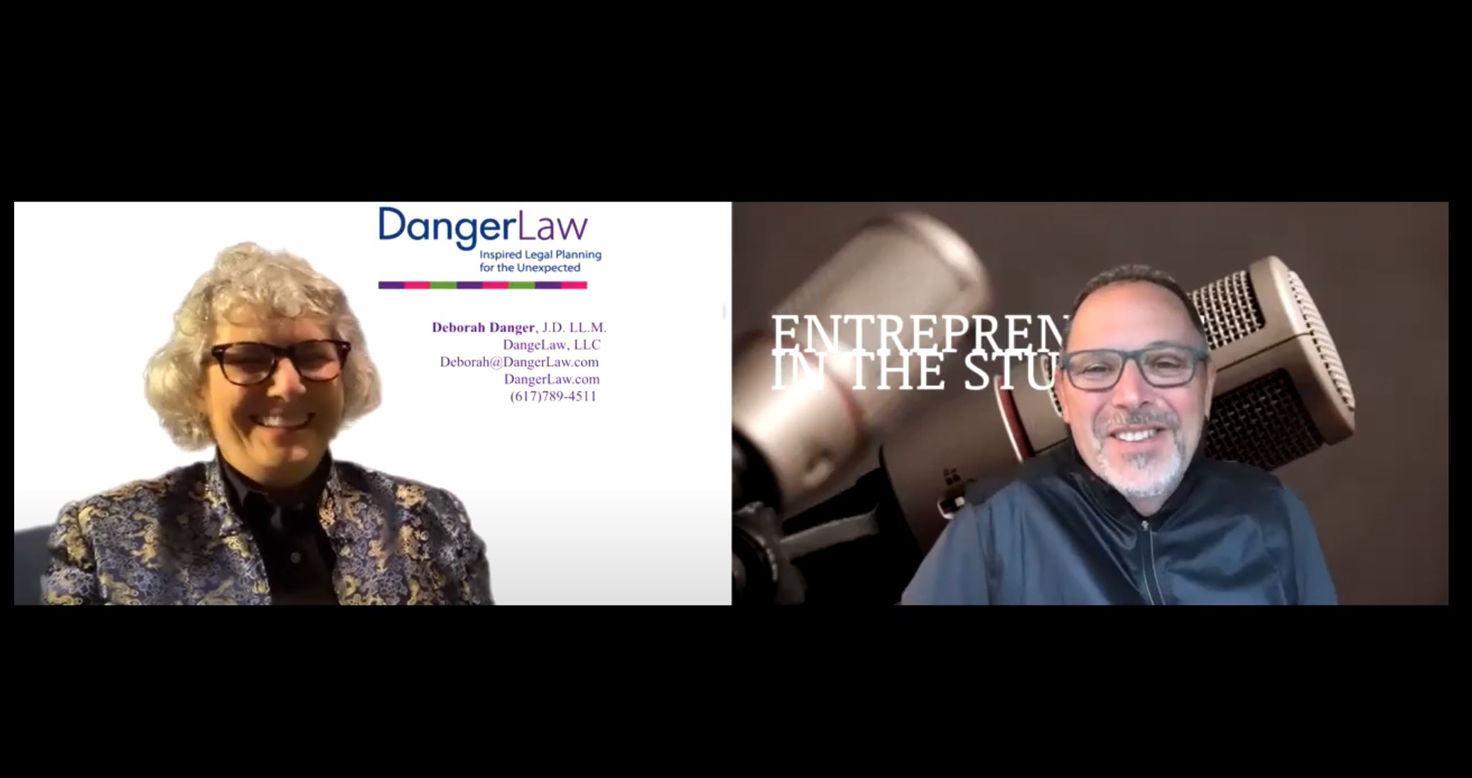 """""""Discussing How Cognitively Impaired Leaders Can Affect A Business"""" w/ Deborah Danger of Danger Law"""