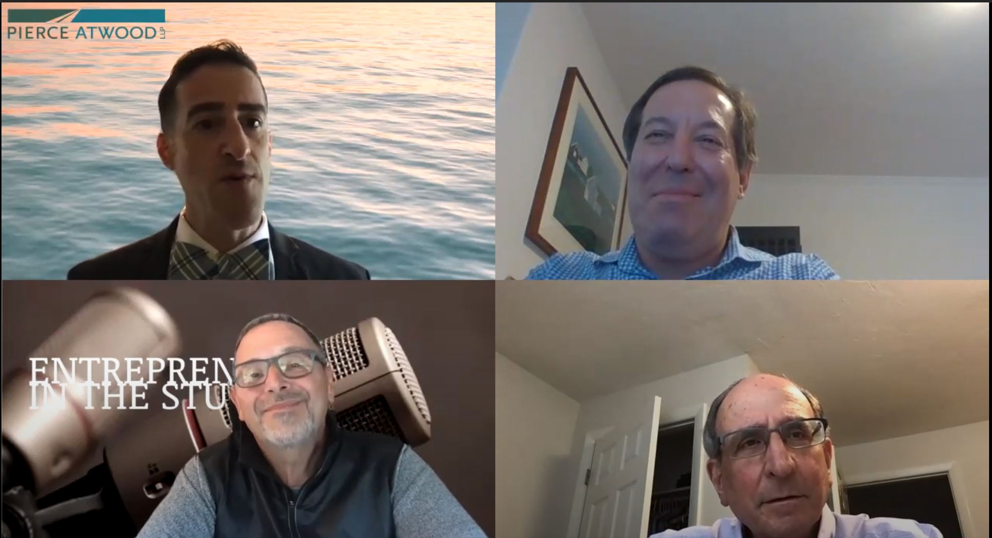 """""""Opportunities & Risks with The Coming Second Economic Wave"""" with Alex Mattera of Pierce Atwood"""