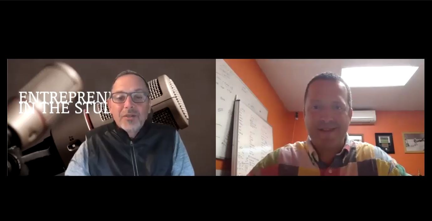 """""""iSlide's Story of Business Throughout COVID-19"""" with Justin Kittredge of iSlide"""