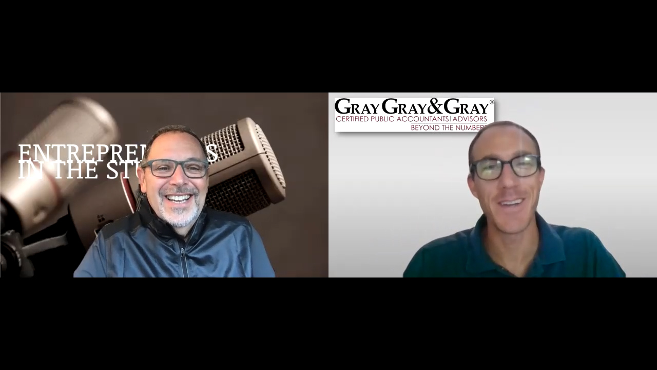 """""""Helping Clients Achieve Their Accounting & Banking Needs"""" w/ Rich Hirschen of Gray Gray & Gray"""