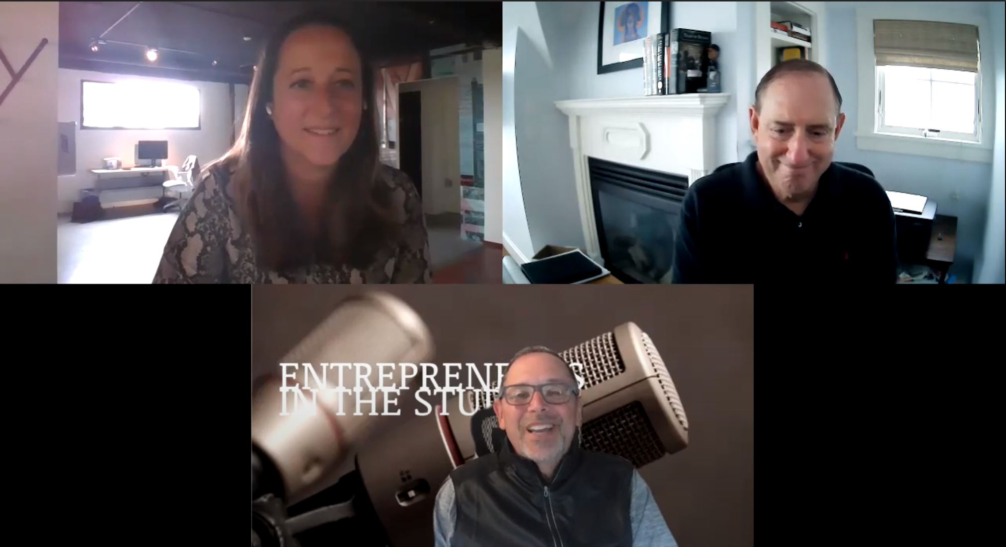 """""""Maintaining Personal Connections w/ Tenants"""" with Ted Tye & Leah Harsfield of National Development"""