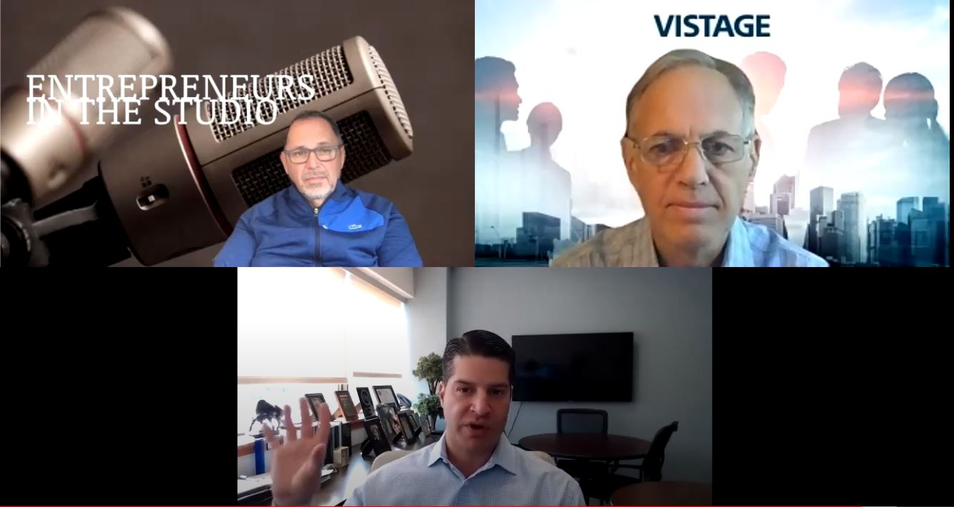 """""""How Vistage Helps CEOs Connect And Develop Business"""" w/ Jonathan Penta of Penta Wealth Management"""