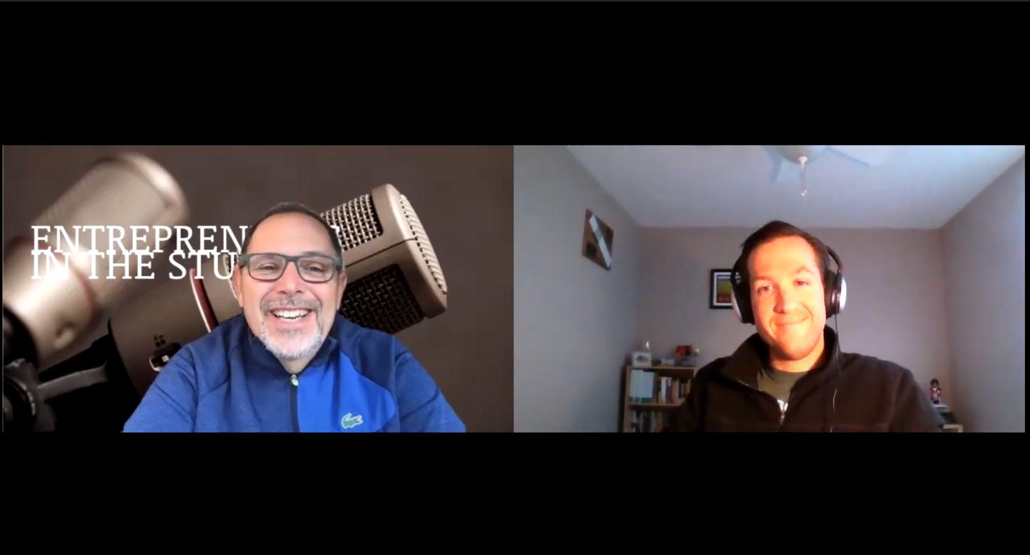 """Helping Veterans Reintegrate Via Job Interview Training"" with Peter Sukits of Candorful"