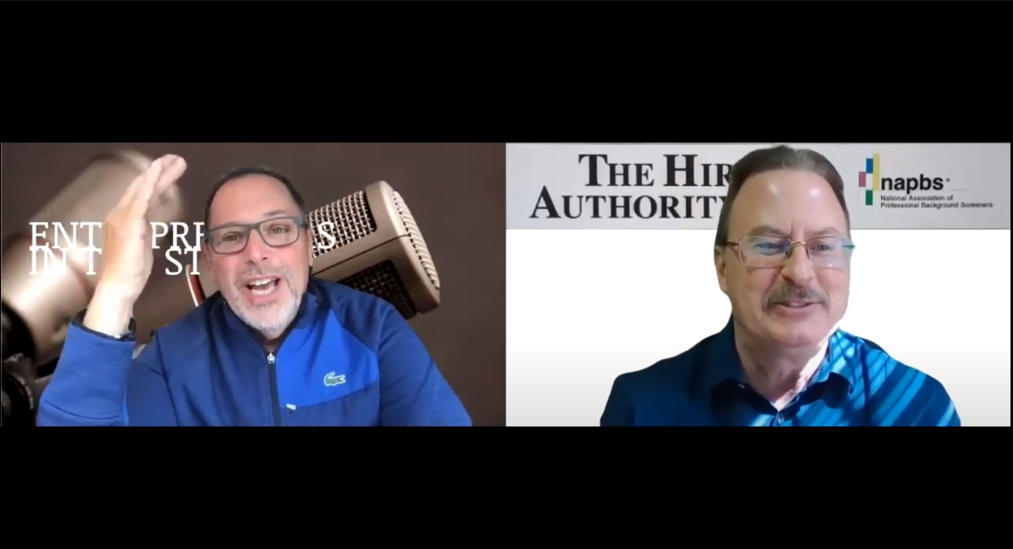 """""""Why Employers Should Be Considering Driving Records Pre-Hire"""" w/ Phil Sharkey of The Hire Authority"""