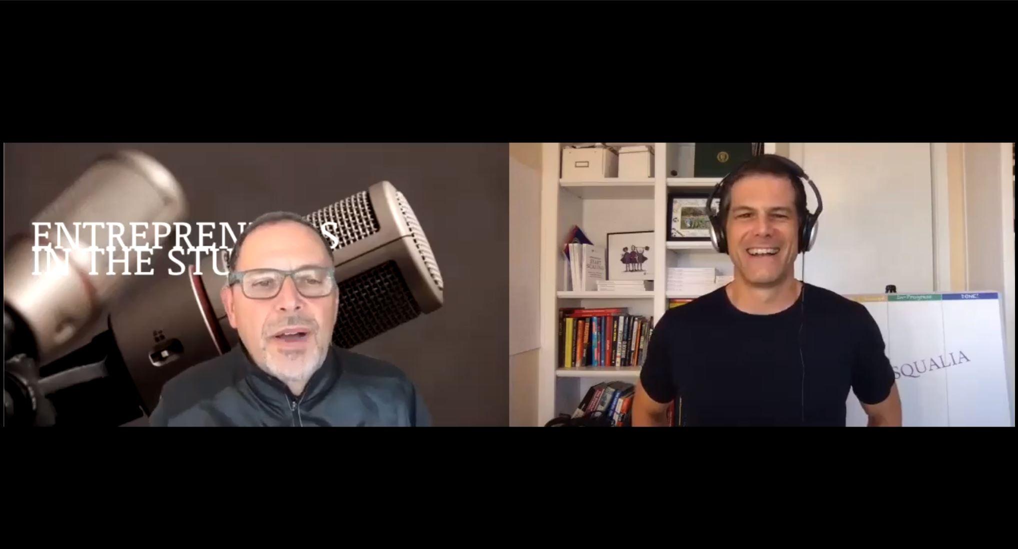 """Enterprise Selling Strategies In A Volatile Market"" with Scott Sambucci of SalesQualia"