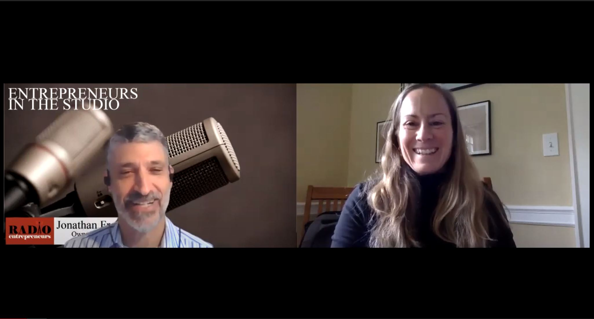 """""""Providing Virtual Meetings A More Balanced Way To Communicate"""" with Beth Porter of Riff Analytics"""