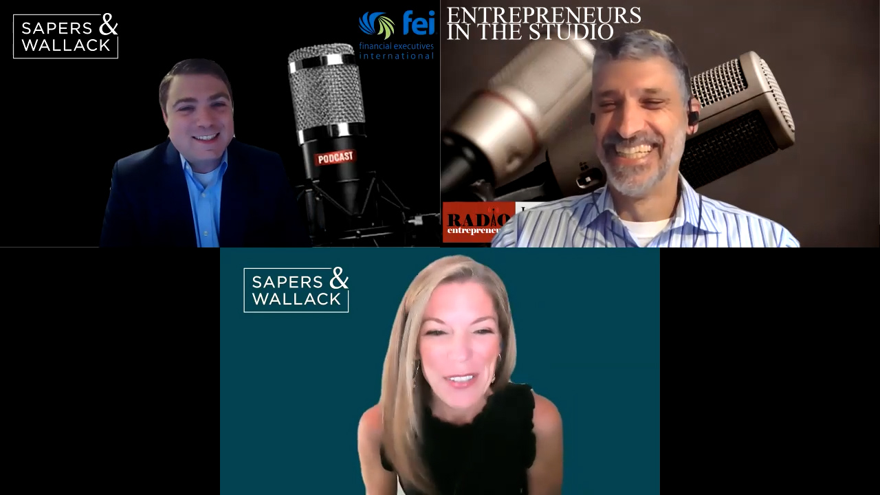 """""""The Importance Of Retirement Education & Financial Wellness"""" with Holly Knight of Sapers & Wallack"""