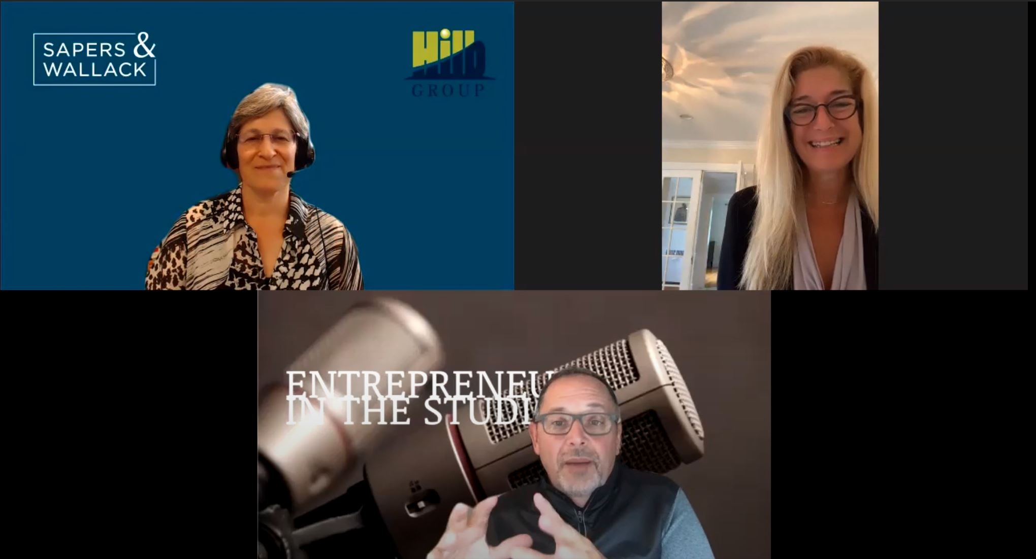"""""""Adapting To The Now Normal"""" with Lisa Cukier – Burns & Levinson and Aviva Sapers – Sapers & Wallack"""