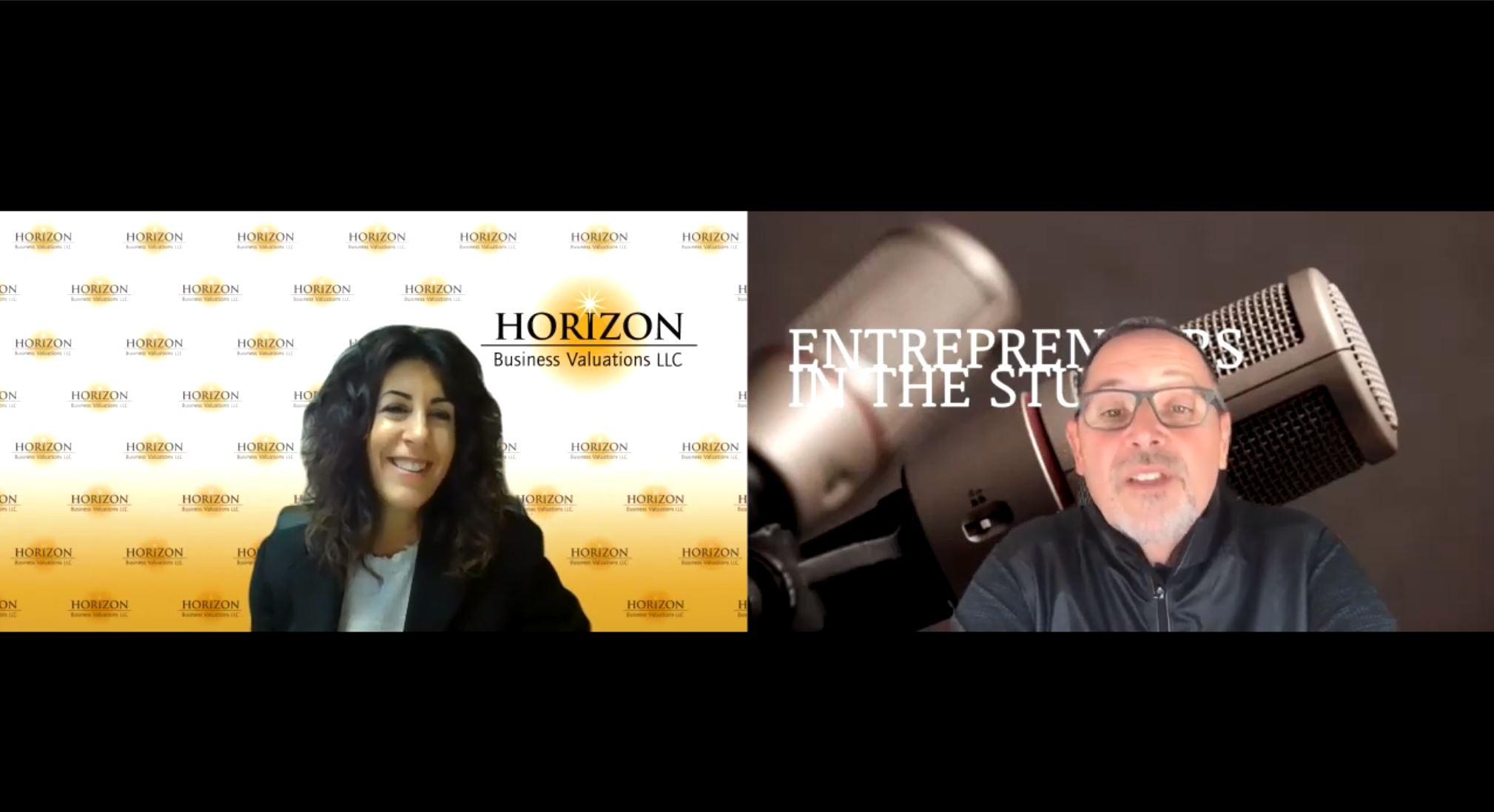 """""""Discussing The Factors That Effect Current Valuations"""" w/ Pam Oliver of Horizon Business Valuations"""