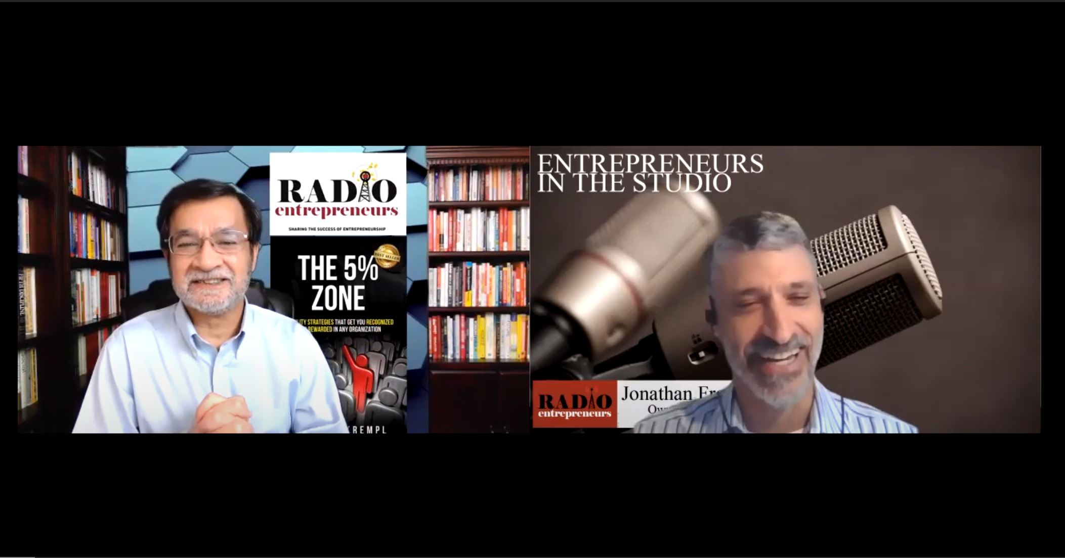 """""""How To Become 100% More Visible To Your Top Customers"""" with Stephen Krempl of Krempl Communications"""