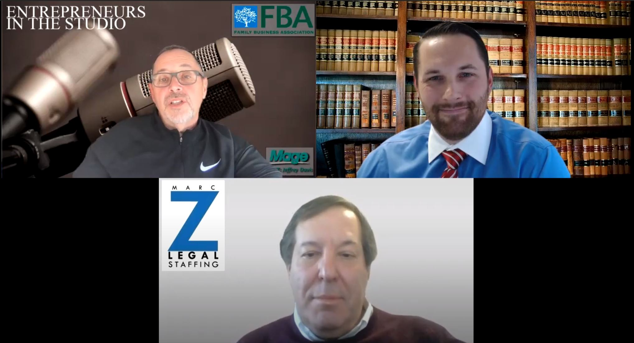 """""""The Effects Of Coronavirus On Family Law & Divorce"""" with Christopher Sawin of Sawin Law"""