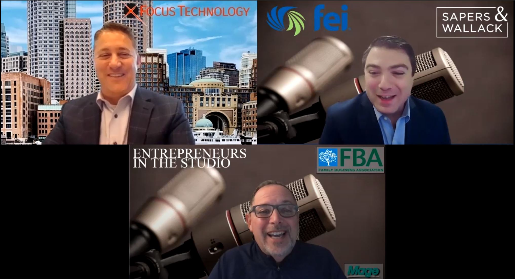 """""""Managed IT Services & Unlocking The Power Of Your Company"""" with Doug Alexander of Focus Technology"""