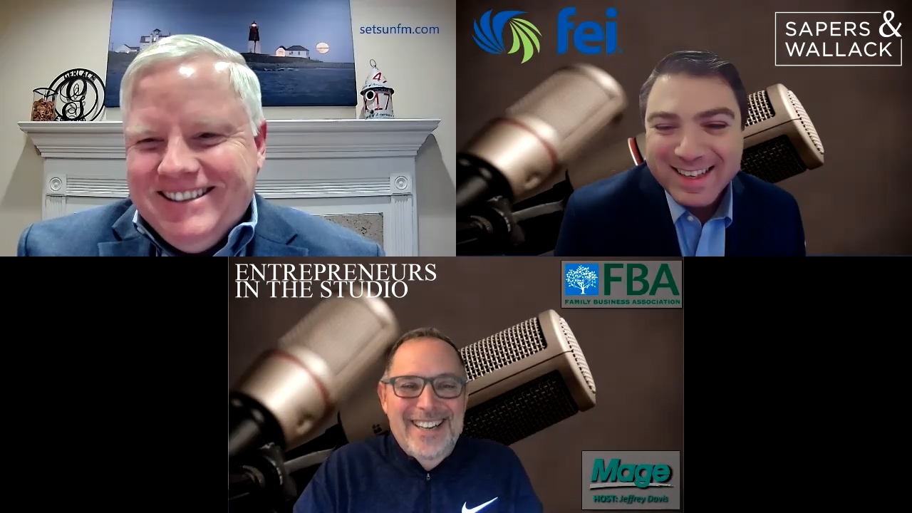 """""""Helping Entrepreneurs Thrive & Outsourced Accounting"""" w/ Ted Gerlach of Setsun Financial Management"""