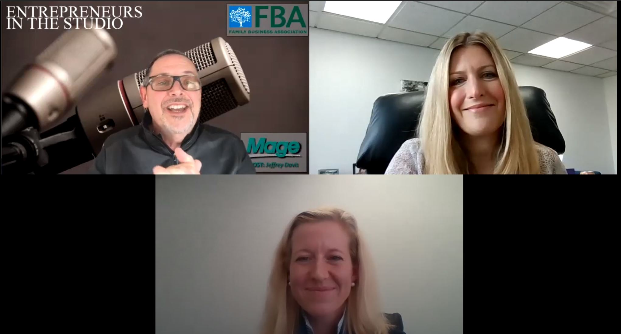 """""""Selling Your Business In 2021"""" with Sarah Grossman & Molly Hanson of BayState Business Brokers"""