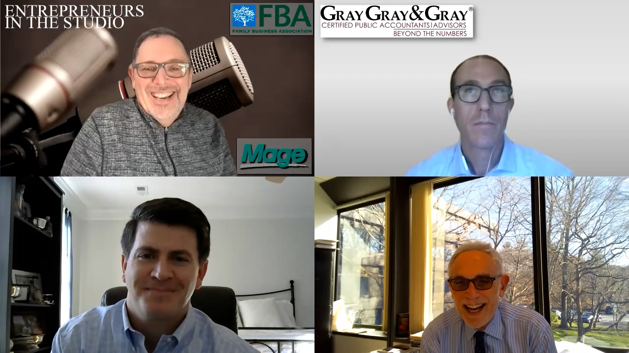 """FBA Family Business Panel Discussion – December 2020 Edition – Part Two: """"Organizing Company Financials & Minimizing Cost"""""""