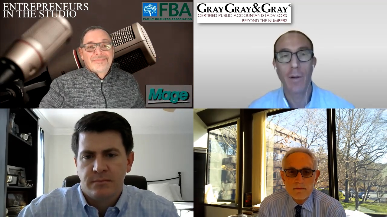"""FBA Family Business Panel Discussion – December 2020 Edition – Part Three: """"Preparing For End Of Year And The Start Of 2021"""""""