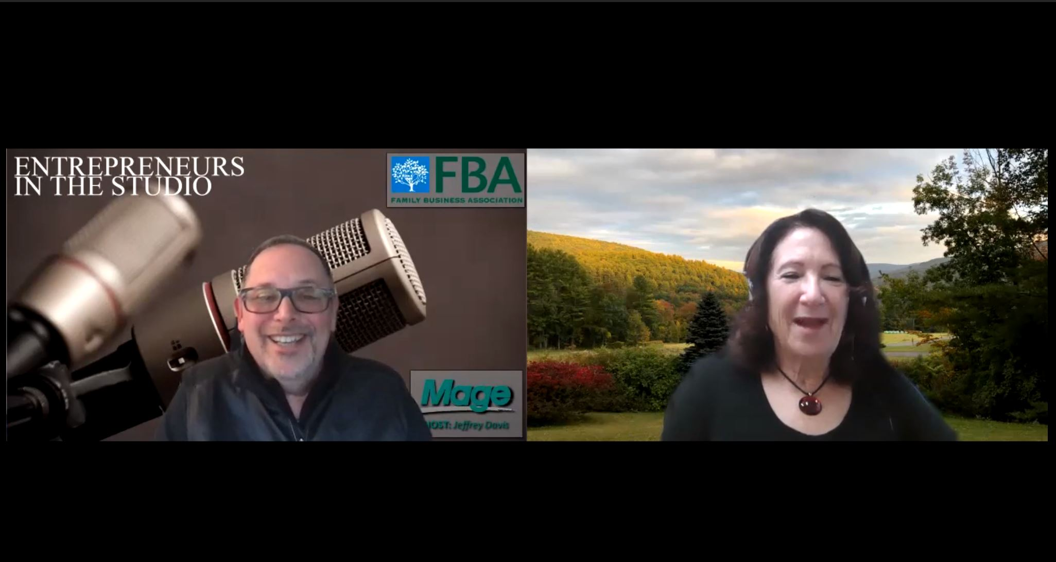 """""""How Business Owners Can Deal With Stress"""" with Hindell Grossman of Grossman & Associates"""