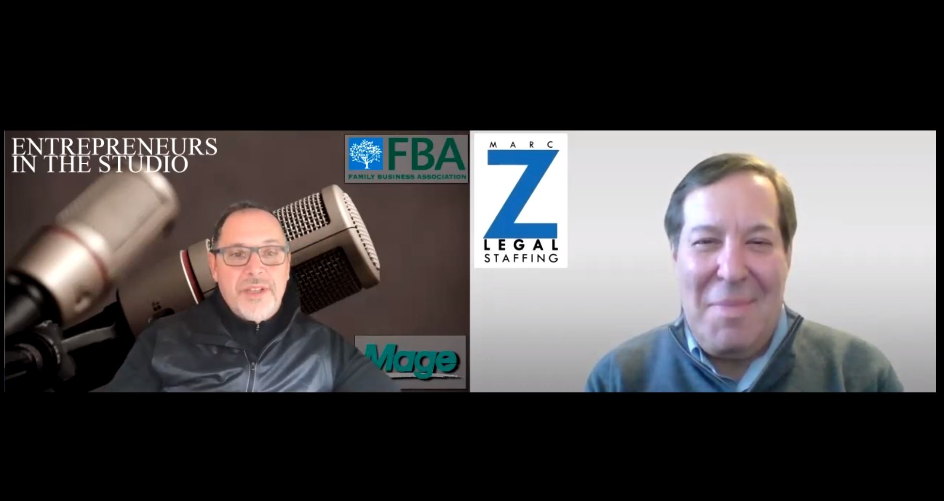 """""""Preparing Your Firm & Aligning Your Goals For 2021"""" w/ Marc Zwetchkenbaum of Marc Z Legal Staffing"""