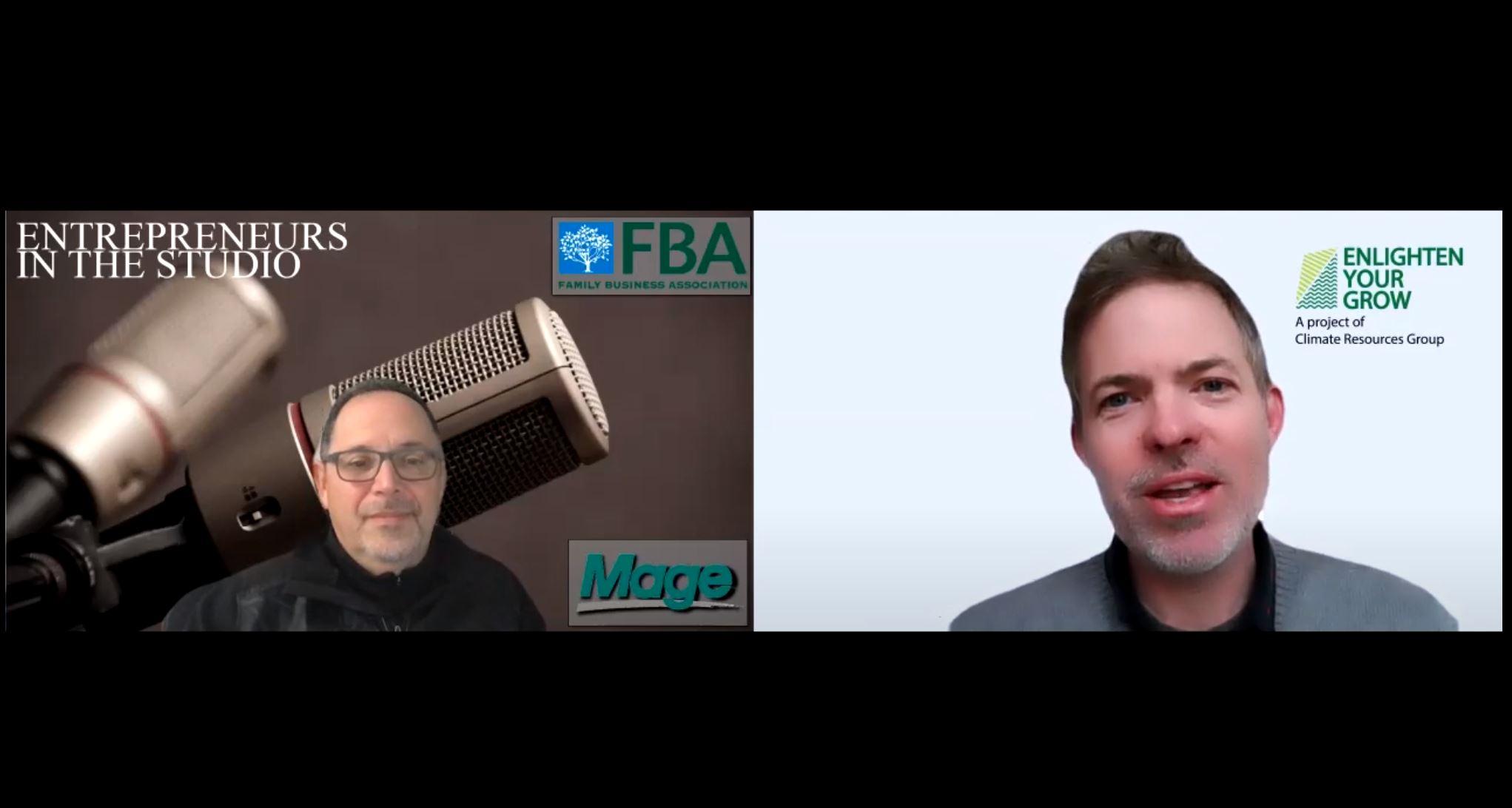 """Helping Cannabis Entrepreneurs Access Energy Efficiency Funds"" w/ Sam Milton of Enlighten Your Grow"