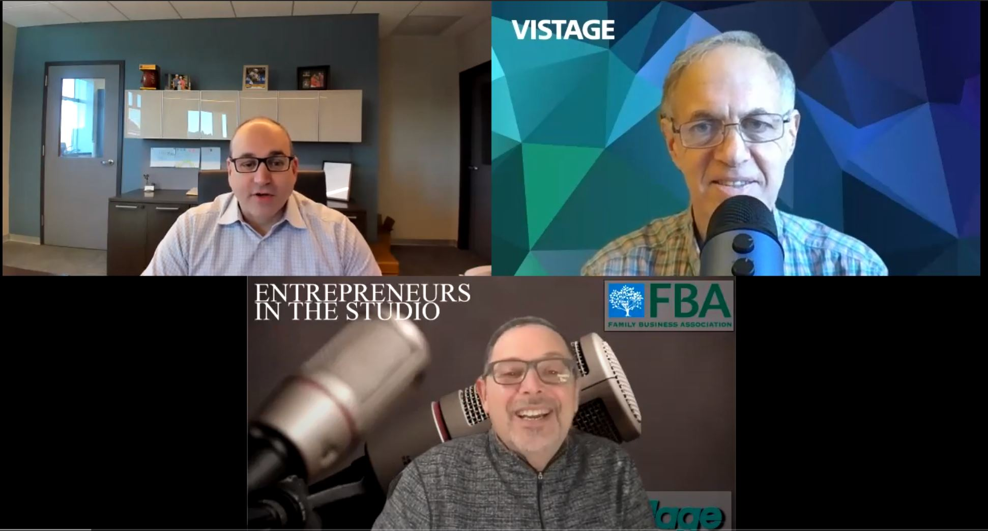 """""""How Vistage Has Helped Develop & Grow Business"""" with Jason Vining of Salem Metal"""