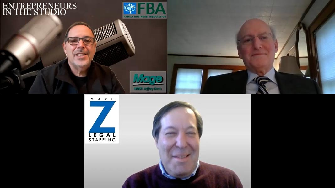 """""""How Business Owners Should Be Thinking About Bankruptcy In 2021"""" w/ Jeff Cymrot of Sassoon & Cymrot"""