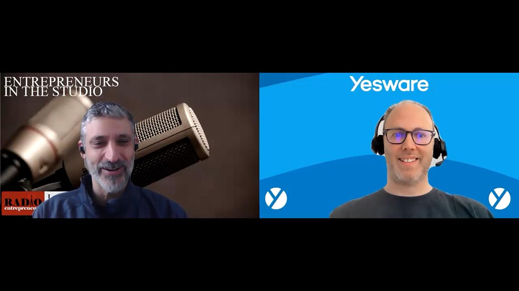 """""""Building Relationships & Growing Sales For Remote Selling"""" with Joel Stevenson of Yesware"""