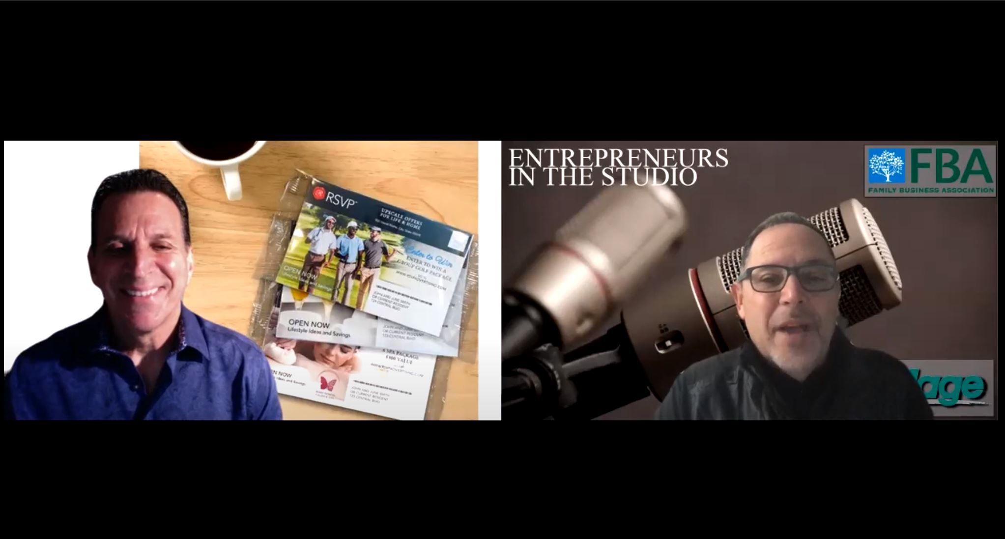 """""""Targeted Mail Marketing That Reaches Affluent Individuals"""" with Mitch Ziffer of RSVP South Florida"""