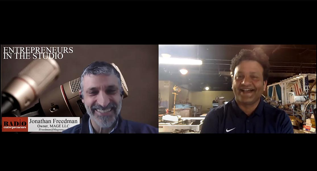 """""""Helping Farmers Save Money With Automated Off-Road Vehicles"""" with Arun Seelam of Boson Motors"""