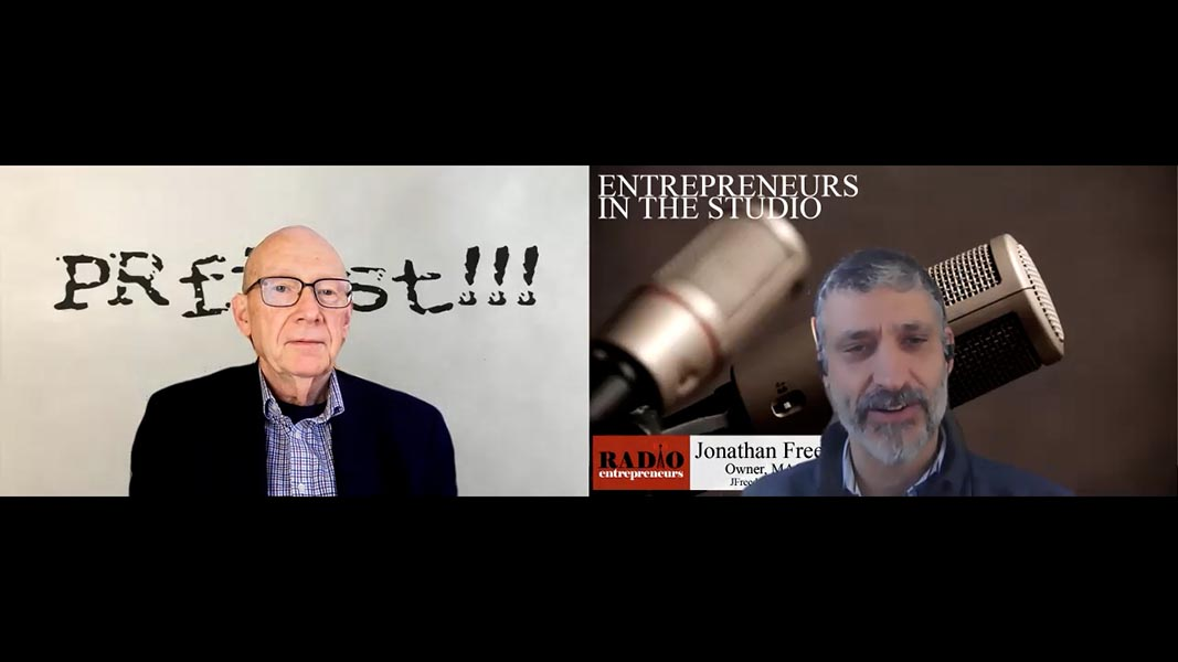 """""""How Companies Should Position Their PR & Communications In 2021"""" with Jim Farrell of PR First!!!"""