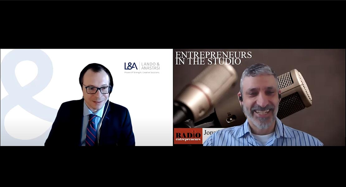 """""""How Companies Can Protect Their Corporate Assets"""" with Eric Carnevale of Lando & Anastasi"""