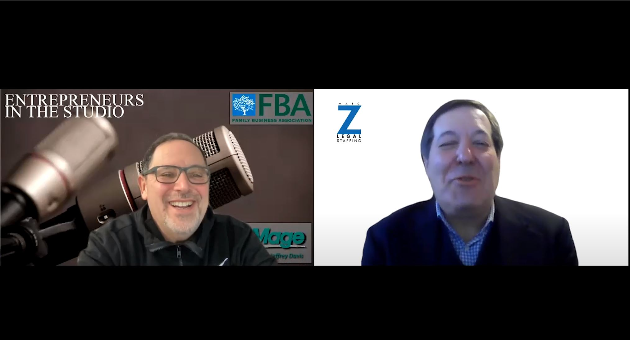 """""""Overcoming Myths On Vaccines So Businesses Can Plan Reopening"""" with Marc Z of Marc Z Legal Staffing"""