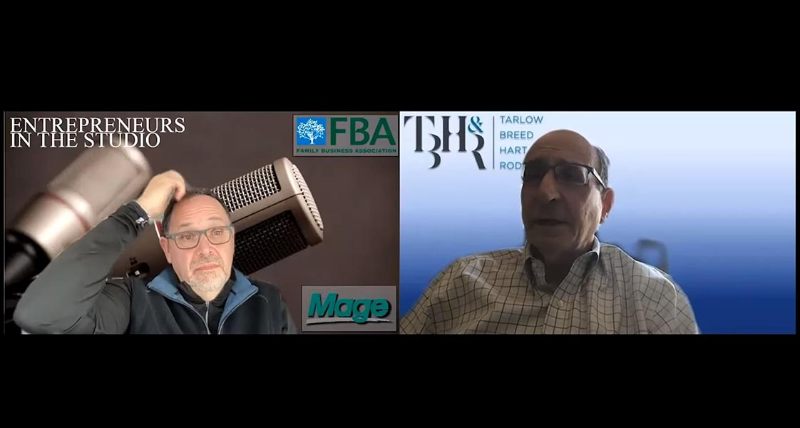 """""""Trump's Court Cases & Impeachment Follow-up"""" with Mark Furman of Tarlow Breed Hart & Rodgers"""