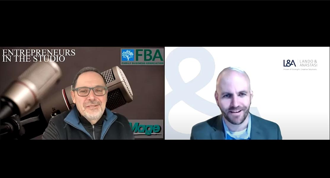 """""""Trademark Litigation & Prosecution In The Time Of COVID-19"""" with Nate Harris of Lando & Anastasi"""